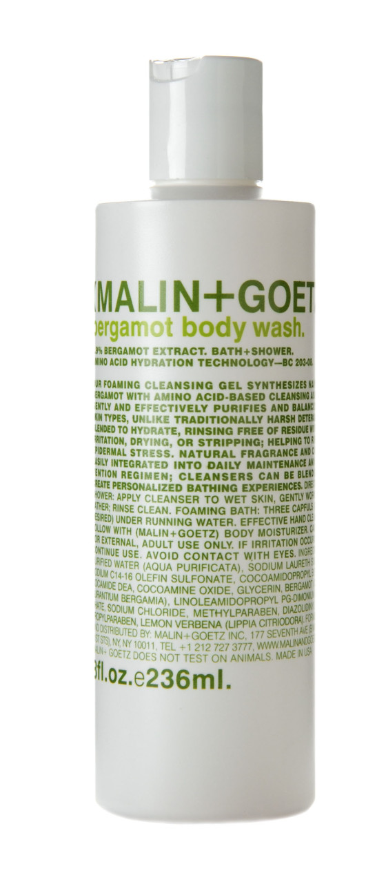 Bergamot Body Wash