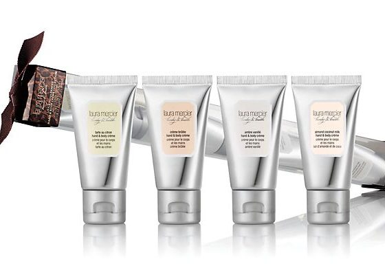 Little Indulgences Hand & Body Creme Collection
